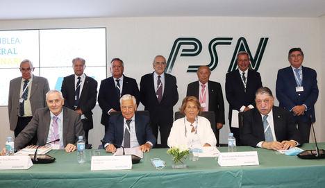 La Asamblea de mutualistas de PSN refrendan las cuentas de 2019, marcadas por un aumento del 37,3% del beneficio