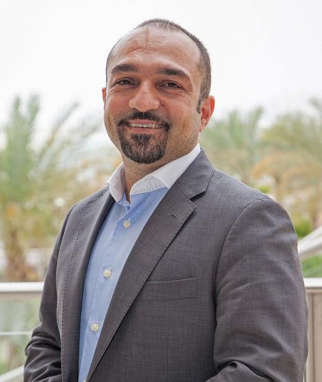 Infoblox nombra a Ashraf Sheet director de canal para Europa, Oriente Medio y África