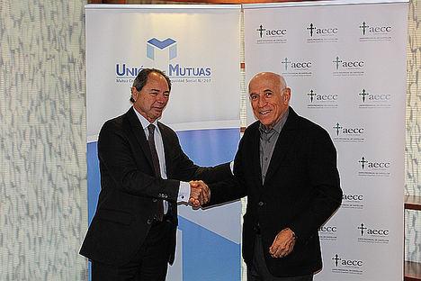 Unión de Mutuas y la AECC colaboran en la prevención y lucha contra el cáncer