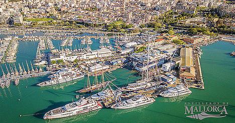 Astilleros de Mallorca elige IFS para modernizar la gestión del negocio