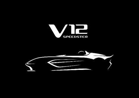 Edición limitada del V12 Speedster de Aston Martin