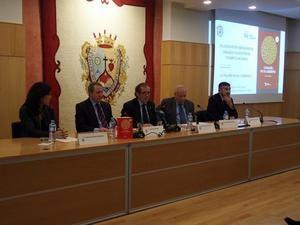 Atencia, Cano Bueso, Lara, Guerra y Rodríguez-Vergara.