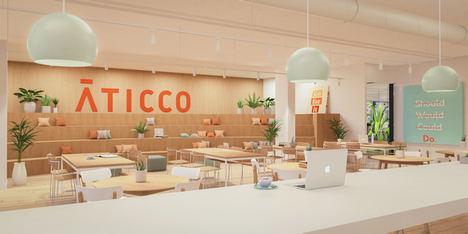 Aticco se expande en Madrid con 2.260 m2 y prepara el desembarco en la capital