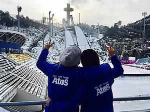 Los Juegos Olímpicos de Invierno de PyeongChang 2018 se gestionaran desde la nube