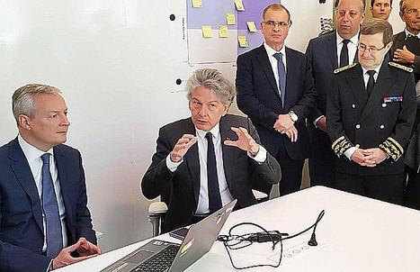 Atos y Google Cloud inauguran un laboratorio de inteligencia artificial en Francia