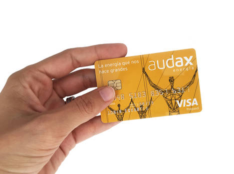 Audax Energía lanza 5.000 tarjetas Audax Card