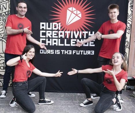 4ª edición del Audi Creativity Challenge