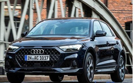 Audi A1 Sportback Citycarver 35 TFSI S-tronic