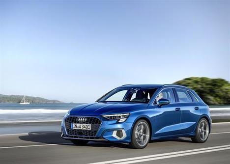 Cuarta generación del Audi A3 Sportback