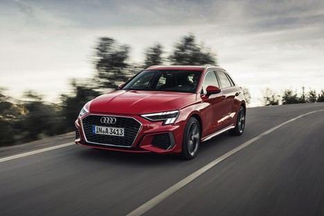 La gama Audi A3 Sportback recibe dos nuevos motores
