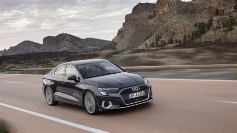 Audi A3 con tecnología Mild Hybrid de 48 voltios