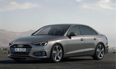 Audi A4 45 TFSI quattro S Tronic