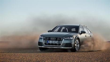 Nuevo Audi A6 Allroad Quattro