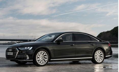 Audi A8 L 50 DTI Tiptronic Quattro