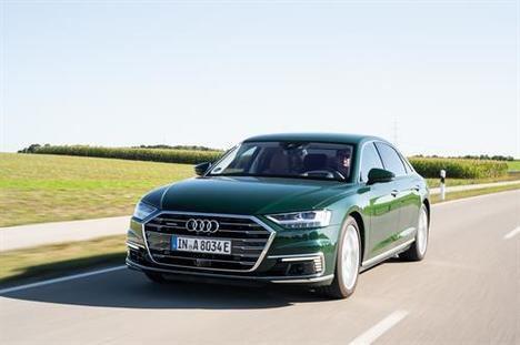 Lujo y eficiencia, nuevo Audi A8 60 TFSIe quattro