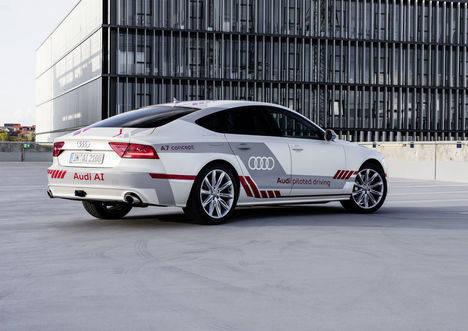 Audi AI, con inteligencia y empatía