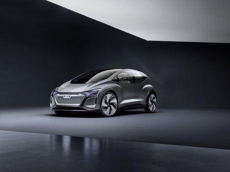 Audi AI:ME, movilidad para las megaciudades