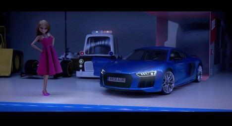 Audi recibe el galardón Anunciante del Año en la 35 edición del Festival El Sol
