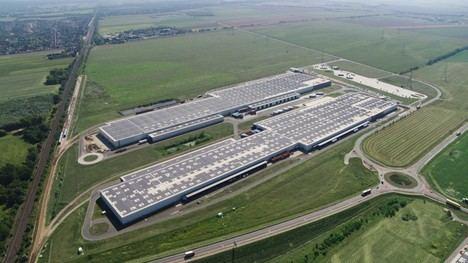 Audi Hungría se convierte en la segunda planta de la marca con emisiones neutras en carbono