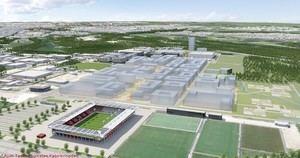 IN-Campus: nuevo parque tecnológico de Audi