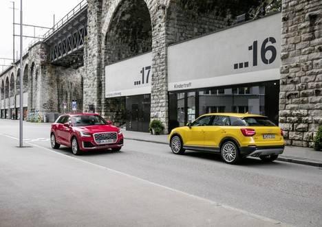 El Audi Q2 ganador