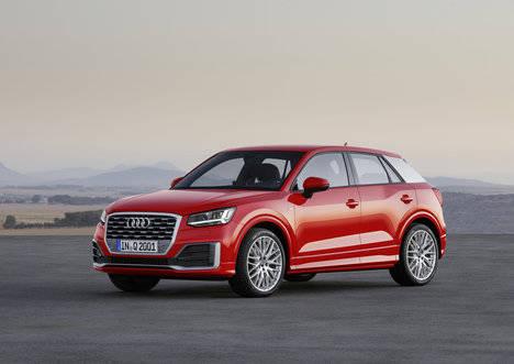 Audi Q2 TFSI 1.4 S-Tronic