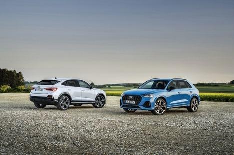 Nuevos Audi Q3 y Q3 Sportback TFSIe
