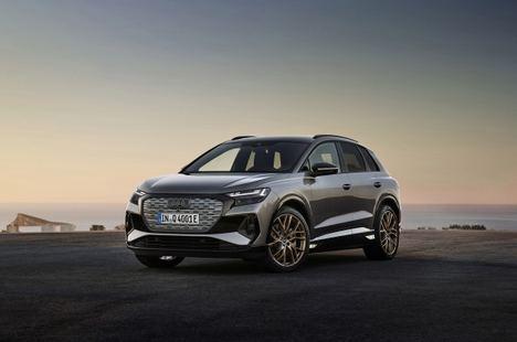 Comienza en España la comercialización del Audi Q4 e-tron