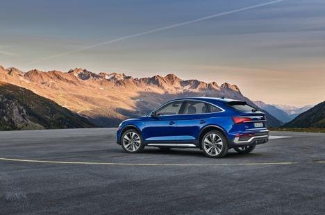 Audi presenta el Q5 Sportback