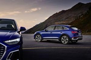 Audi presenta el Q5 Sportback y el SQ5 Sportback TDI