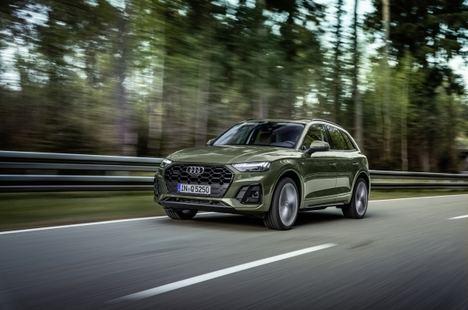 Audi Q5, actualización de un superventas