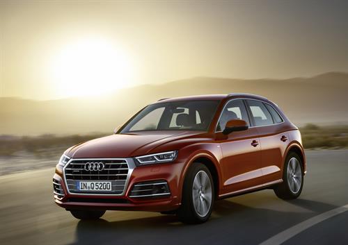 Audi Q5 segunda generación, a por todas