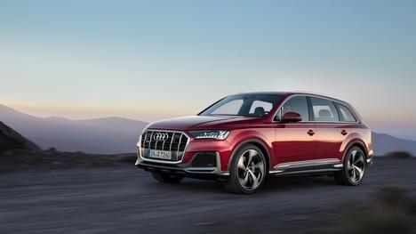 Actualización del Audi Q7