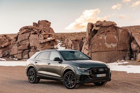 Nuevas ediciones especiales plus de los Audi Q7 y Q8
