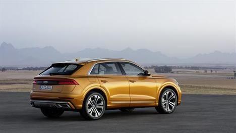 Audi Q8, la nueva imagen de la familia Q