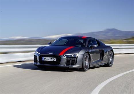 Nuevo Audi R8 V10 RWS