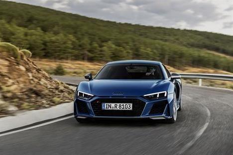 Profunda actualización del Audi R8