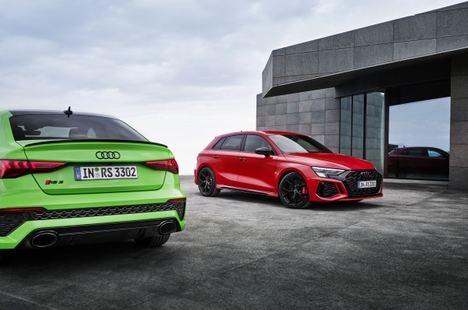Audi RS 3 Sportback y RS 3 Sedan