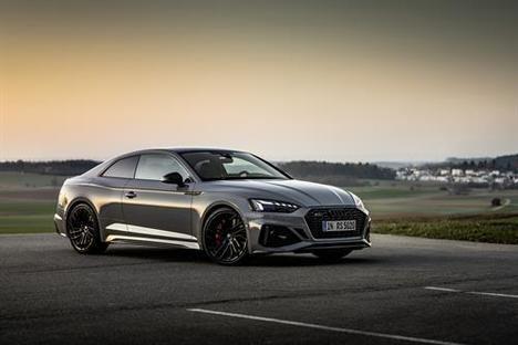 Audi RS 5 Coupé TFSI quattro Tiptronic