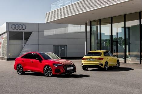Nuevos Audi S3 Sportback y S3 Sedan