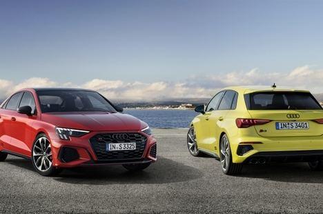 Audi S3 Sportback y S3 Sedán