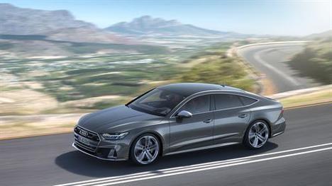 Los Audi S6 y S7, ahora con motor V6 TDI con compresor eléctrico