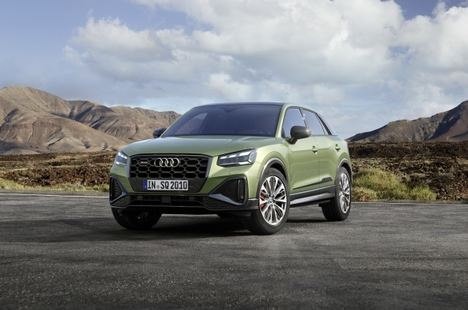 Nuevo Audi SQ2