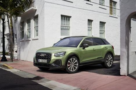 Se inicia la comercialización en España del nuevo Audi SQ2