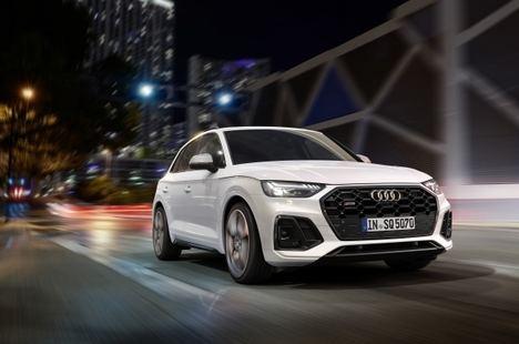 Nueva generación del Audi SQ5 TDI