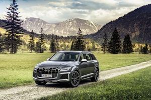Nuevos Audi SQ7 y SQ8 con motor V8 TFSI