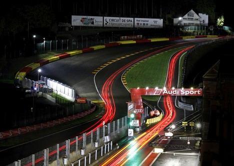 Audi Sport participará en las 24 Horas de Spa con varios equipos de primer nivel