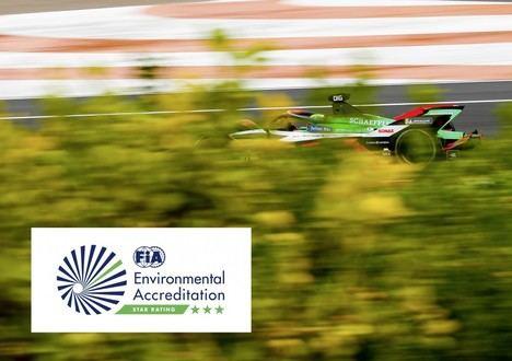 Audi Sport obtiene tres estrellas en el Programa de Acreditación Medioambiental de la FIA