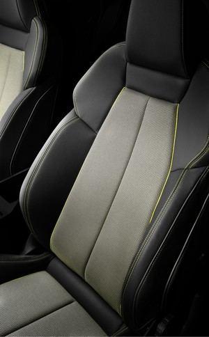 El nuevo Audi A3 con tapicería realizada a partir de polietileno