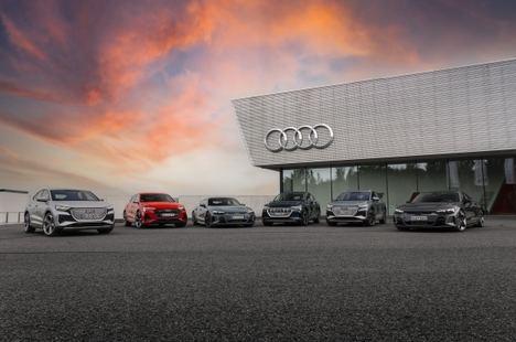 """""""Vorsprung 2030"""": Audi acelera su transformación"""